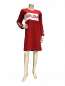 Mobile Preview: Bonjour Sweatshirt-Kleid - Größe 38, 40, 42