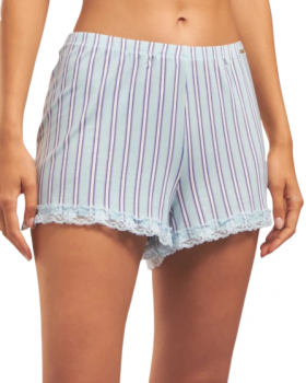 Stripe Pyjama Short